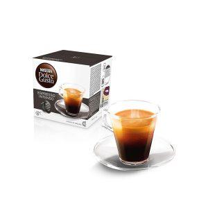 NESCAFÉ® Dolce Gusto® Espresso Intenso kava 128g (16 kapsula)
