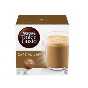 NESCAFÉ® Dolce Gusto® Café au Lait kava 160g (16 kapsula)