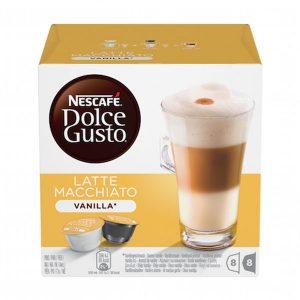 NESCAFÉ® Dolce Gusto®Latte Vanilla kava  188,4g   (16 kapsula)