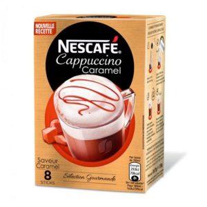 NESCAFÉ® Cafe Karamela 8 x 17g (136g)