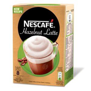 NESCAFÉ® Cafe Lješnjak 8 x 17g (136g)