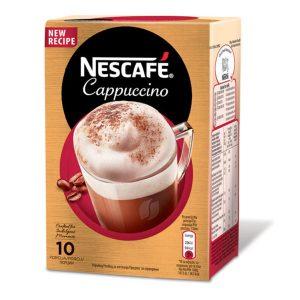 NESCAFÉ® Cappuccino 8 x 17,5g (140g)