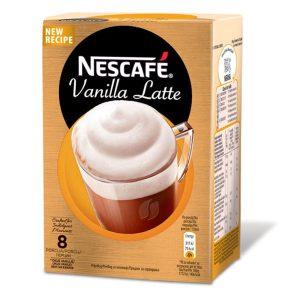 NESCAFÉ® Cafe Vanilija 8 x 18,5g (148g)