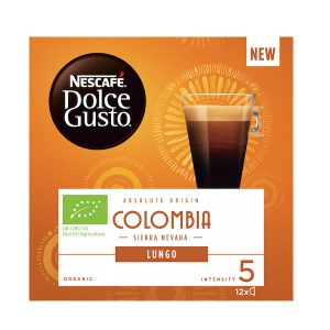 NESCAFÉ® Dolce Gusto® Colombia lungo kava 84g (12 kapsul)