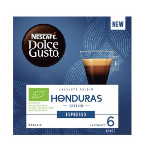 NESCAFÉ® Dolce Gusto® Honduras espresso kava 72g (12 kapsul)