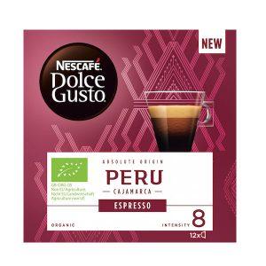 NESCAFÉ® Dolce Gusto® Peru espresso kava 84g (12 kapsul)