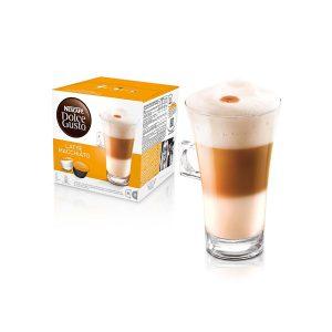 NESCAFÉ® Dolce Gusto® Latte Macchiato kava 194,4g (16 kapsula)