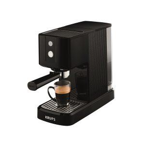 Krups espresso aparat XP3410 – uporaba mljevene kave