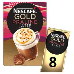 Nescafe Cappuccino Praline 8x18g
