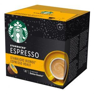 Dolce Gusto STARBUCKS Blonde Espresso Roast, 12 kapsula