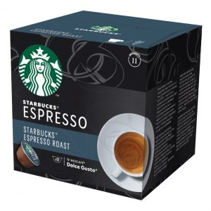 Dolce Gusto STARBUCKS Espresso Roast 12 kapsula