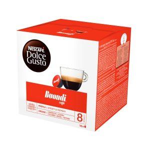 NESCAFÉ® Dolce Gusto® Espresso Buondi kava 112g (16 kapsula)
