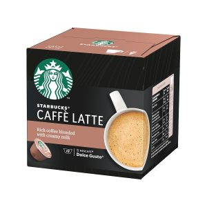 Starbucks® Caffè Latte by NESCAFÉ® Dolce Gusto®